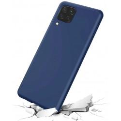 Capa Silky Azul Escuro...