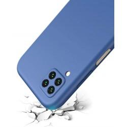 Capa Silky Azul Huawei P40...