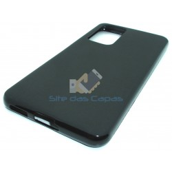 Capa Gel Preto Huawei P40
