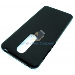 Capa Gel Preto Alcatel 1X 2019
