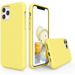 Capa Silky Amarelo Iphone...