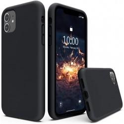 Capa Silky Preto Iphone 11