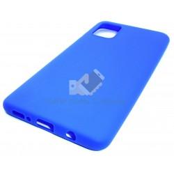 Capa Soft Gel Azul Samsung...