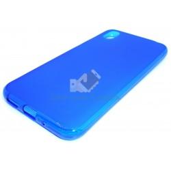 Capa Gel Azul Huawei Y5 2019