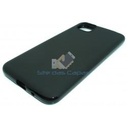 Capa Gel Preto Huawei Y5P