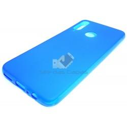 Capa Gel Azul Huawei Y6P