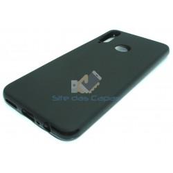 Capa Gel Preto Huawei Y6P
