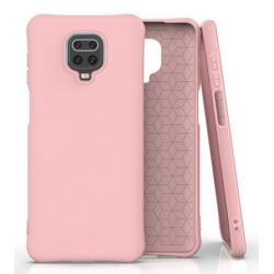 Capa Soft Gel Rosa Xiaomi...