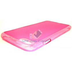 Capa Gel Rosa Iphone SE 2020