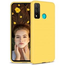 Capa Silky Amarelo Huawei P...