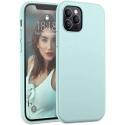 Capa Silky Menta Iphone 12...