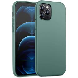 Capa Silky Verde Iphone 12...