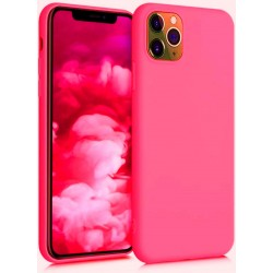 Capa Silky Coral Iphone 12...