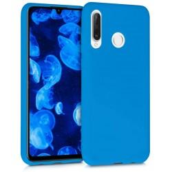 Capa Silky Azul Huawei P30...