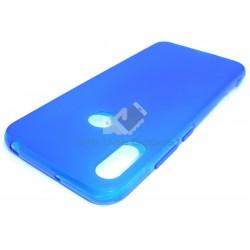 Capa Gel Azul Huawei Y6 2019