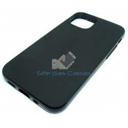 Capa Gel Preto Iphone 12 Mini