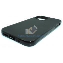 Capa Gel Preto Iphone 12...