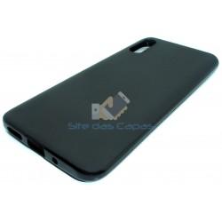 Capa Gel Preto Xiaomi Redmi 9A