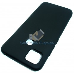 Capa Gel Preto Xiaomi Redmi 9C