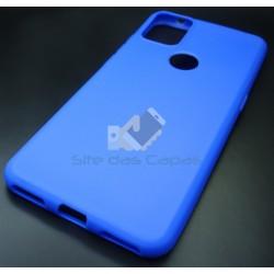 Capa Gel Azul Alcatel 3X 2020