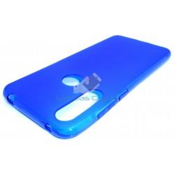 Capa Gel Azul Alcatel 1S 2020