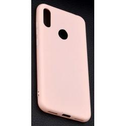 Capa Soft Gel Rosa Huawei Y6S