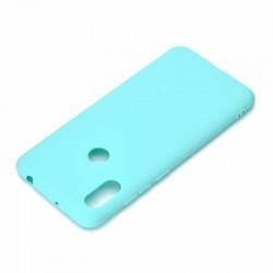 Capa Soft Gel Menta Huawei...