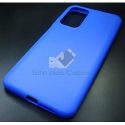 Capa Gel Azul MI 10T / 10T Pro