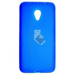 Capa de Gel Azul Alcatel U5 HD