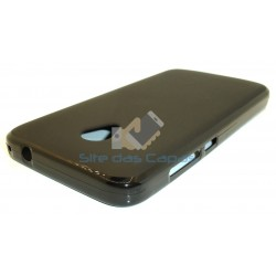 Capa de Gel Preto Alcatel U5