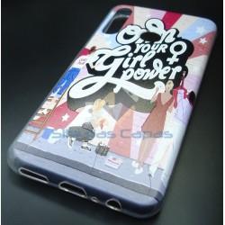 Capa Gel Girl Power Huawei Y6P