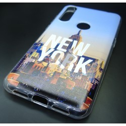 Capa Gel New York Alcatel...