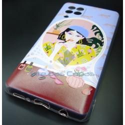 Capa Gel Woman Samsung...