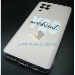 Capa Gel Yes Samsung Galaxy...