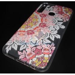 Capa Gel Flowers Huawei Y6P
