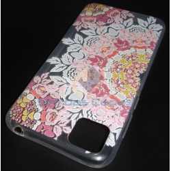 Capa Gel Flowers Huawei Y5P