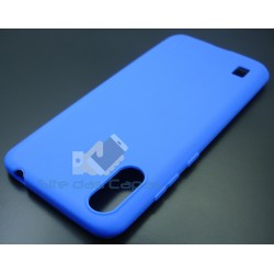 Capa Gel Azul ZTE Blade A5...