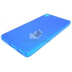 Capa de Gel Azul Xperia XA...