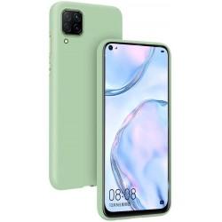 Capa Silky Menta Huawei P40...