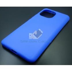 Capa Gel Azul Xiaomi Mi 11