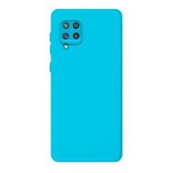 Capa Silky Azul Samsung...