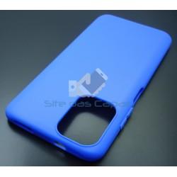 Capa Gel Azul Xiaomi Redmi...