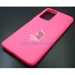 Capa Gel Rosa Xiaomi Redmi...
