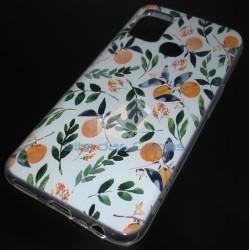 Capa Gel Peaches Oppo A32...