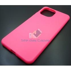Capa Gel Rosa Xiaomi MI 11...