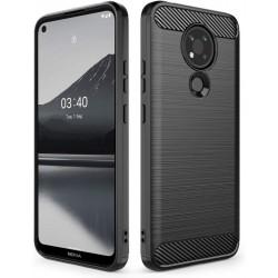Capa Gel Carbono Nokia 3.4