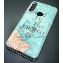 Capa Gel Journey Alcatel 3L...